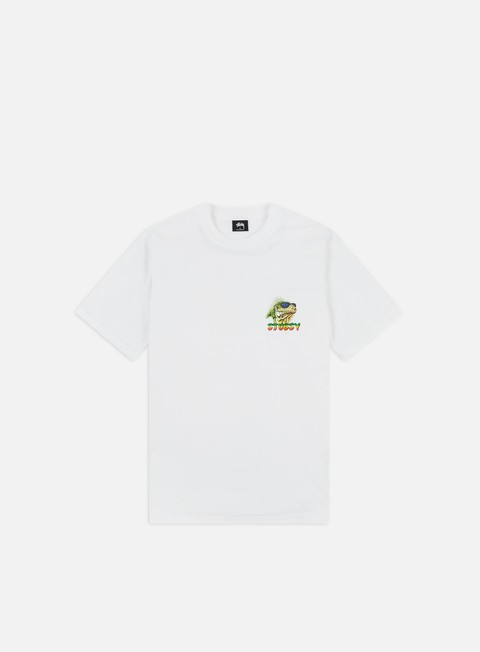 T-shirt a Manica Corta Stussy No Bad Days T-shirt