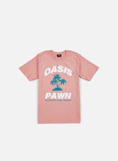 Stussy - Oasis Pawn T-shirt, Rose 1