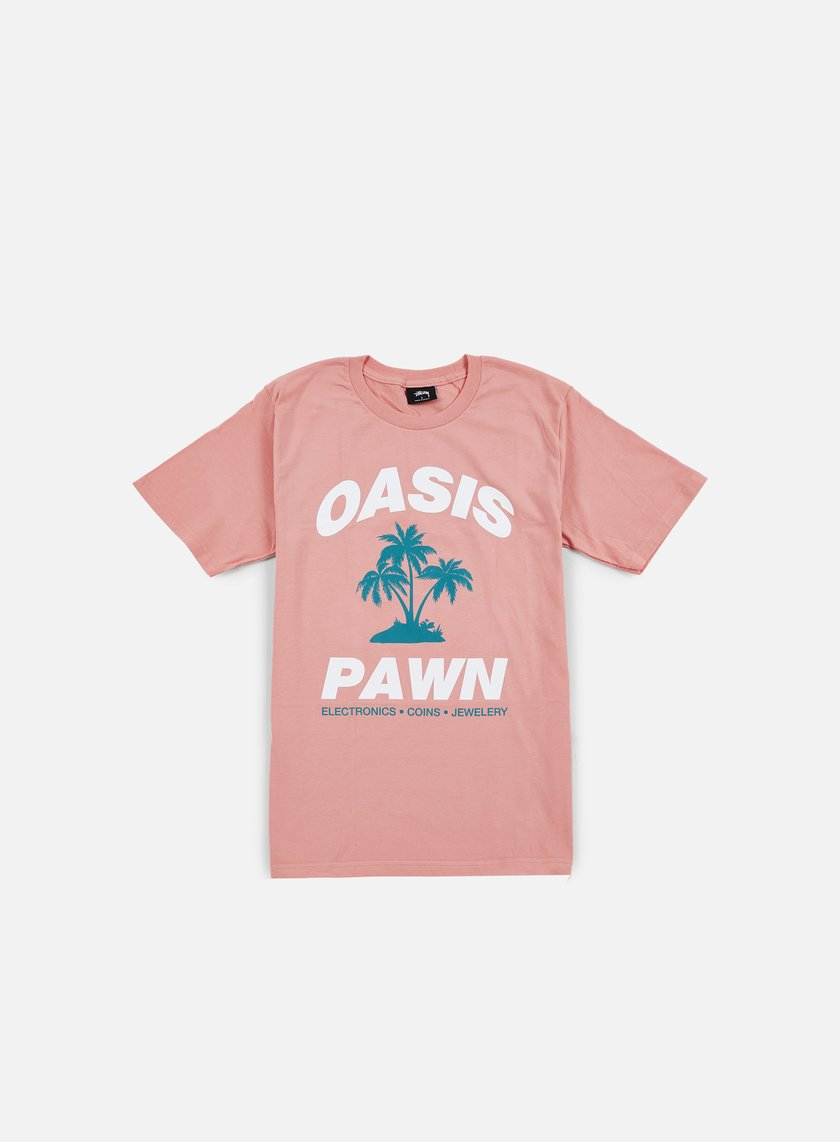 Stussy - Oasis Pawn T-shirt, Rose
