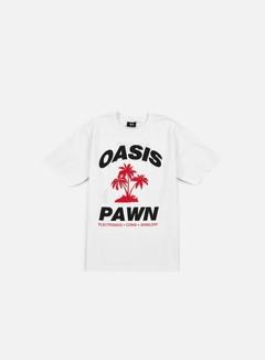 Stussy - Oasis Pawn T-shirt, White 1