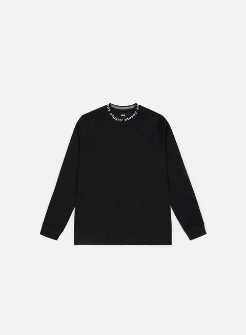Long Sleeve T-shirts Stussy Owen Crew LS T-shirt
