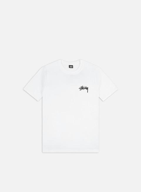 T-shirt a Manica Corta Stussy Peace Sign T-shirt