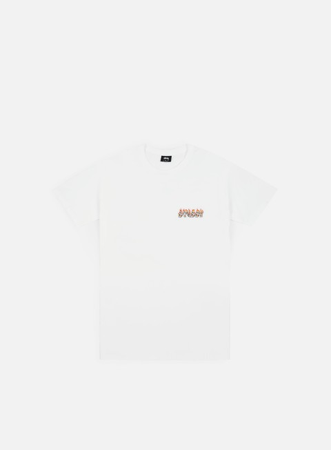 T-shirt a Manica Corta Stussy Pool Dragon T-shirt