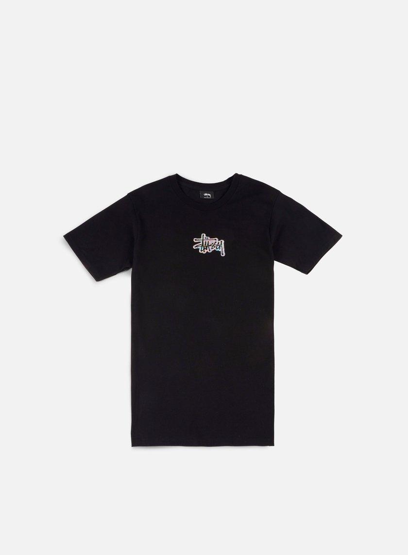 Stussy - Prism Logo T-shirt, Black