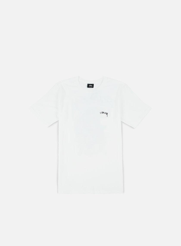 Stussy - Samuri Rat T-shirt, White