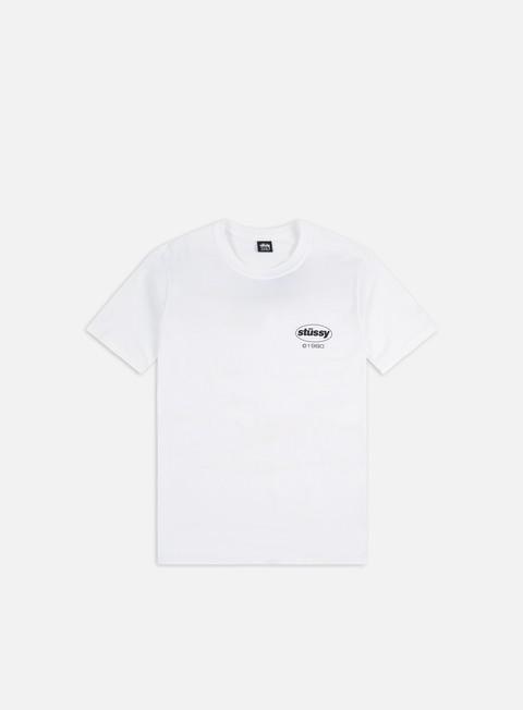 T-shirt a Manica Corta Stussy Soul T-shirt