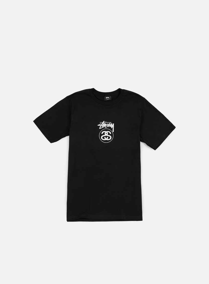 Stussy - Stock Link HO16 T-shirt, Black