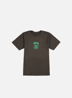 Stussy - Stock Link HO16 T-shirt, Charcoal 1