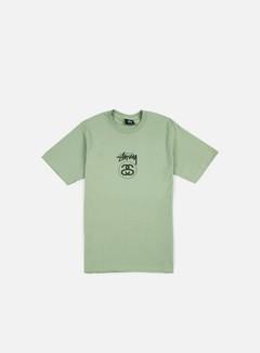Stussy - Stock Link HO16 T-shirt, Moss 1