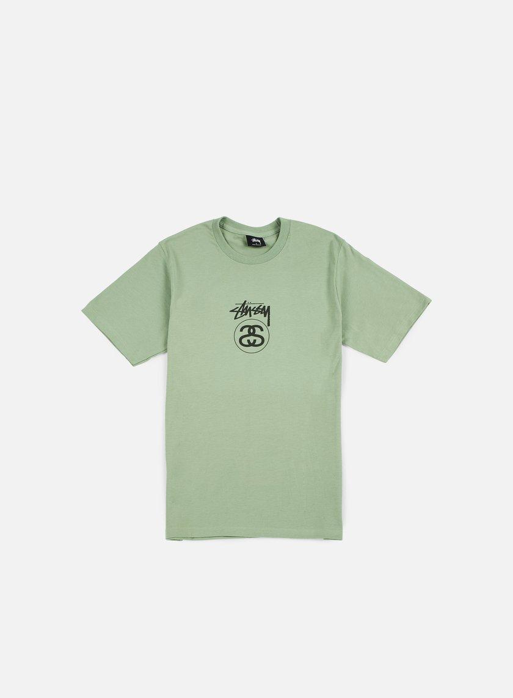 Stussy - Stock Link HO16 T-shirt, Moss