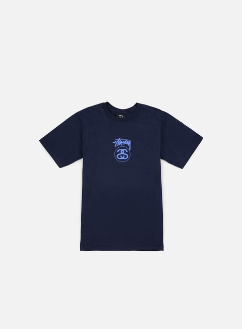 t shirt stussy stock link ho16 t shirt navy