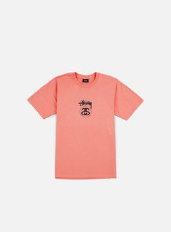 Stussy - Stock Link HO16 T-shirt, Rose 1