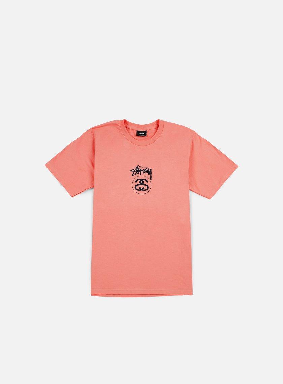Stussy - Stock Link HO16 T-shirt, Rose