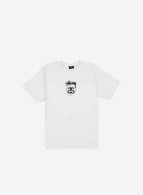 t shirt stussy stock link ho16 t shirt white