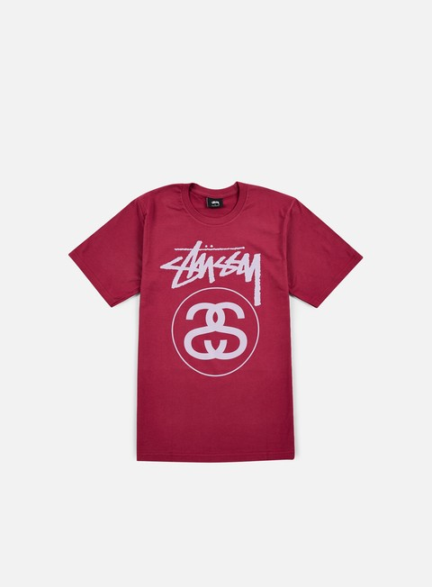 t shirt stussy stock link t shirt grape