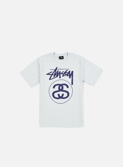 Stussy - Stock Link T-shirt, Ice Blue 1