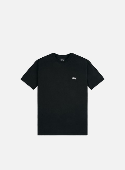 Short Sleeve T-shirts Stussy Stock Logo T-shirt