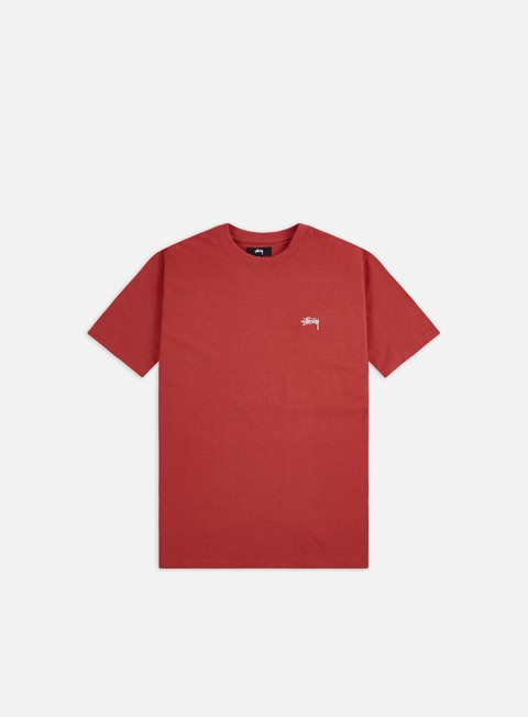 Short Sleeve T-shirts Stussy Stock Logo T-shirt