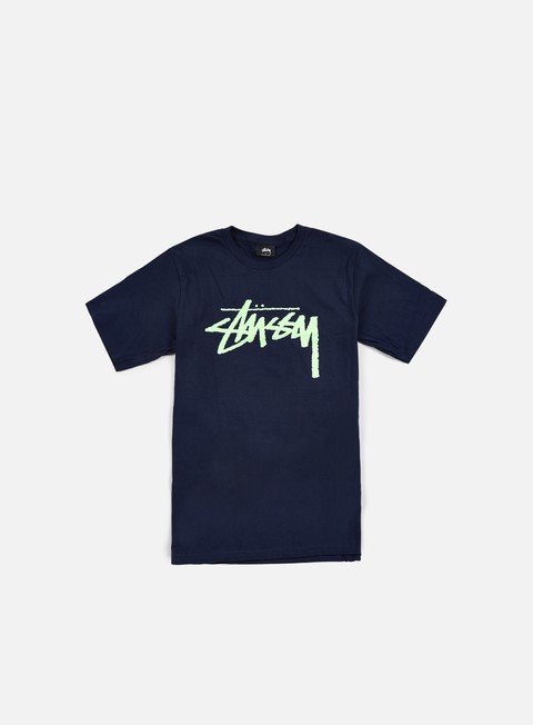Short sleeve T-shirts Stussy Stock T-shirt
