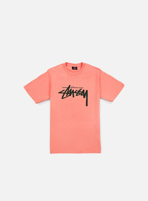 t shirt stussy stock t shirt rose pine