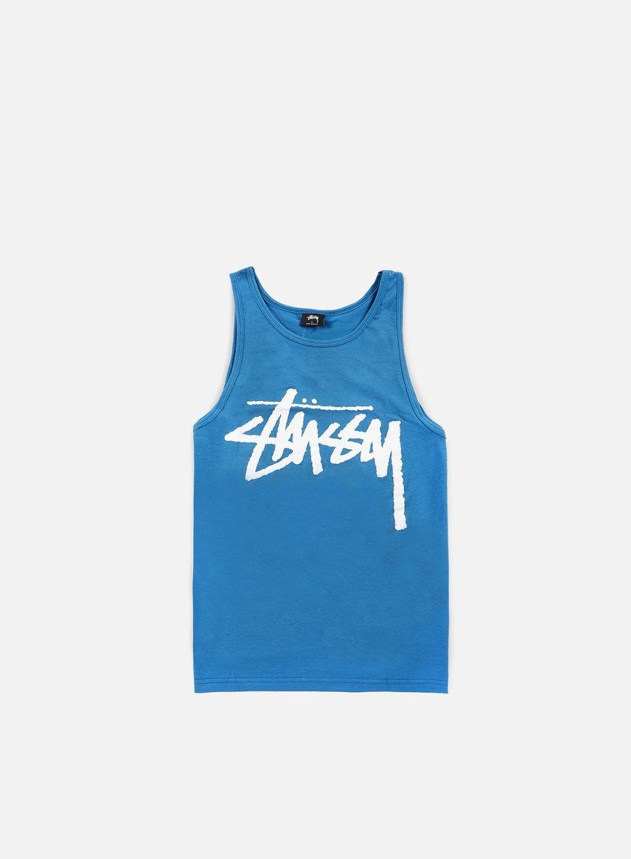 Stussy - Stock Tank, Blue