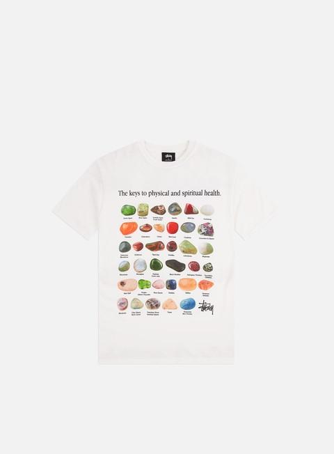 T-shirt a Manica Corta Stussy Stones T-shirt