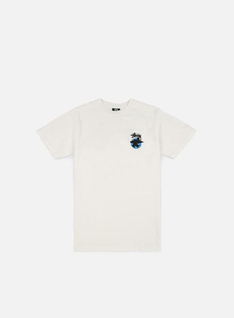 Short Sleeve T-shirts Stussy Surfman Dot Pigment Dyed T-shirt
