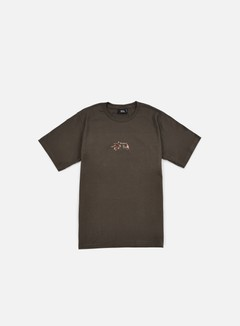 Stussy - Tribal Lion T-shirt, Charcoal 1