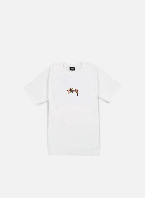 t shirt stussy tribal lion t shirt white