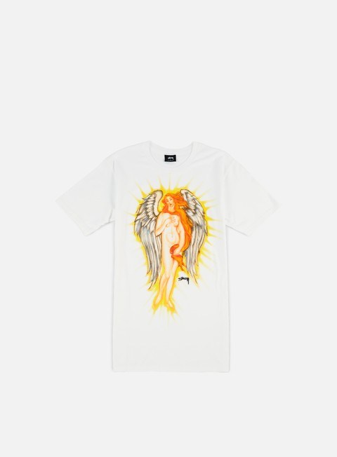 t shirt stussy venus angel t shirt white