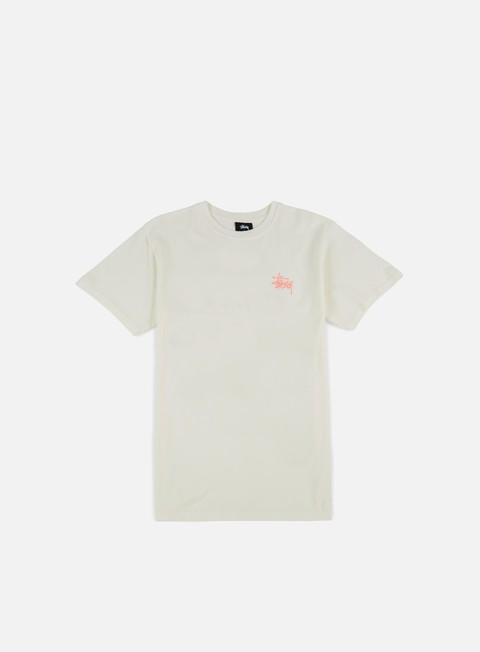 t shirt stussy wave dragon pigment dyed t shirt natural
