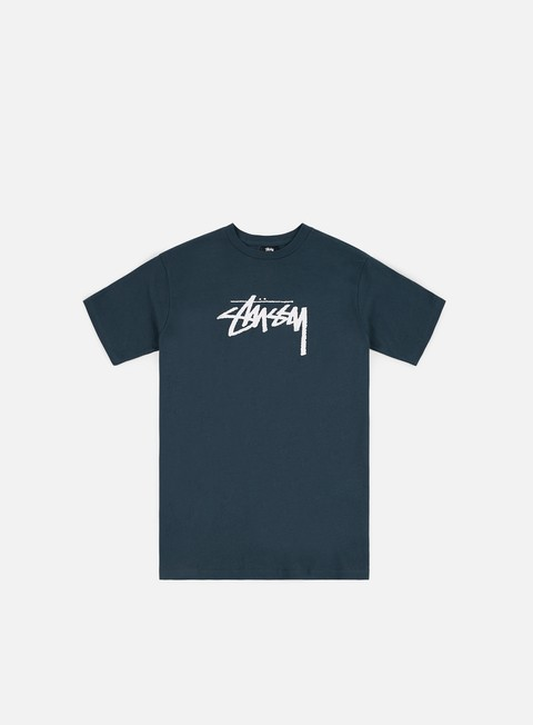 Short Sleeve T-shirts Stussy WMNS Stock T-shirt