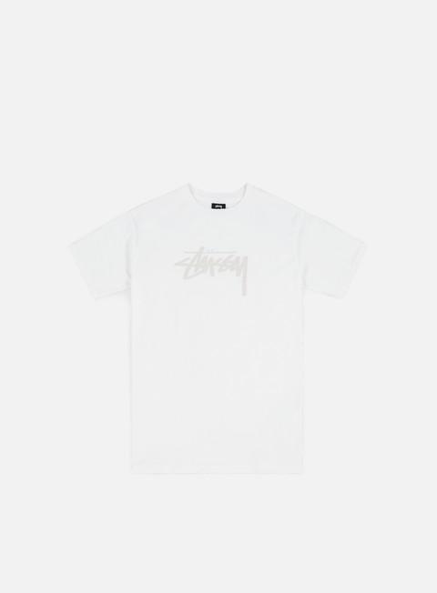 T-shirt Logo Stussy WMNS Stock T-shirt