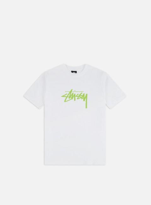 designer fashion 4bbe1 200b4 T-shirt a Manica Corta Stussy WMNS Stock T-shirt