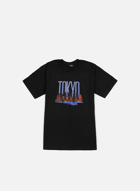 t shirt stussy wt vacation t shirt black