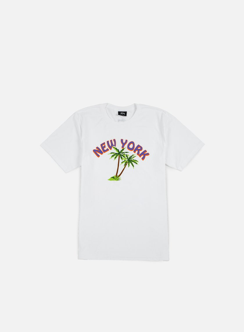 Stussy - WT Vacation T-shirt, White