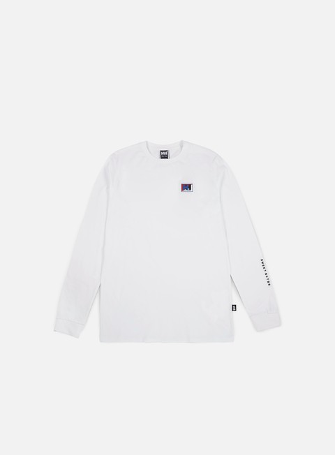 Long Sleeve T-shirts Sweet Sktbs x Helly Hansen Sweet HH Splitted LS T-shirt