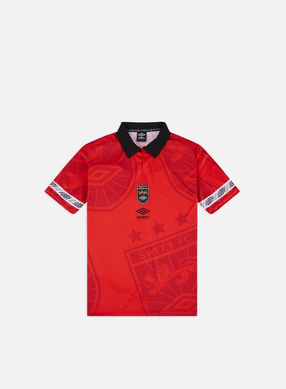 Sweet Sktbs x Umbro Team Jersey T-shirt