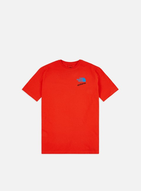Outlet e Saldi T-shirt a Manica Corta The North Face 90 Extreme T-shirt