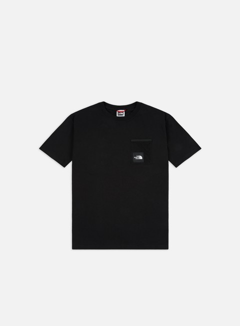Short Sleeve T-shirts The North Face Black Box Cut T-shirt