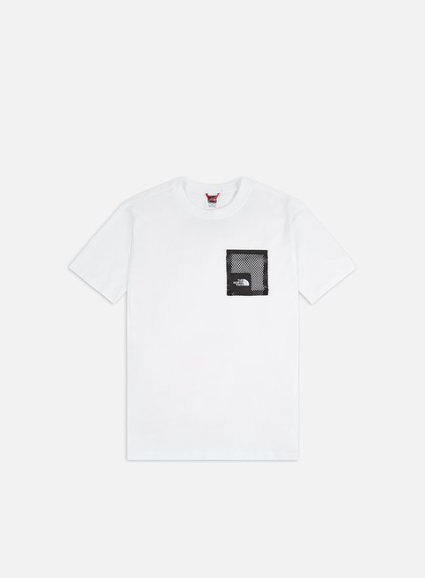 T-shirt a Manica Corta The North Face Black Box Cut T-shirt
