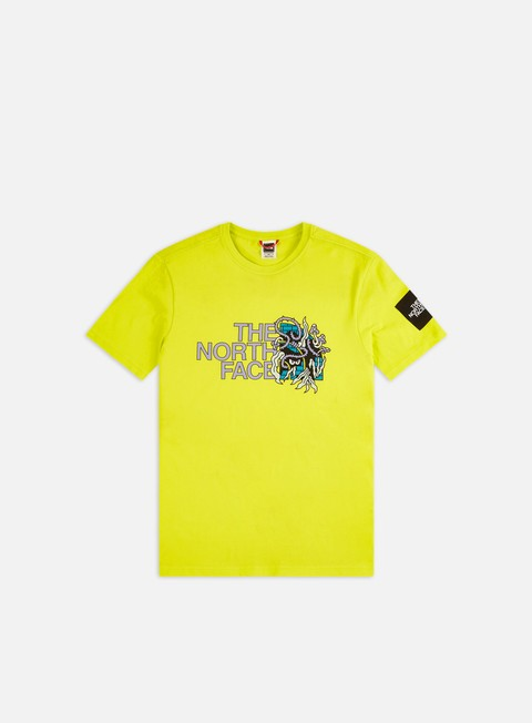 T-shirt a Manica Corta The North Face Black Box Graphic T-shirt