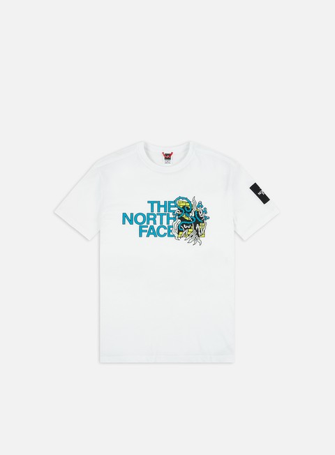 Short Sleeve T-shirts The North Face Black Box Graphic T-shirt