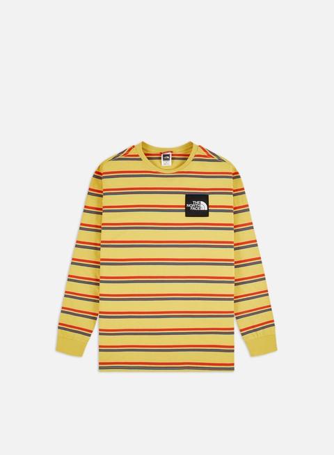 Outlet e Saldi T-shirt a Manica Lunga The North Face Boruda LS T-shirt