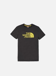 The North Face - Easy T-shirt, Asphalt Grey 1