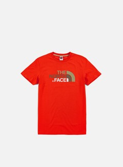 The North Face - Easy T-shirt, Fiery Red 1