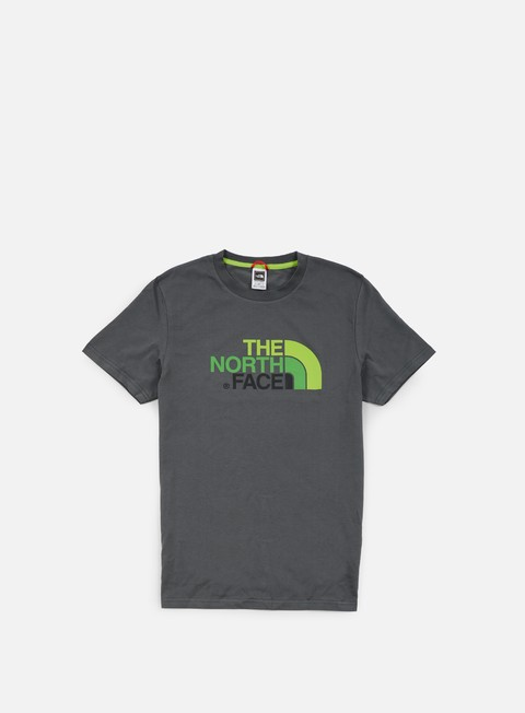 t shirt the north face easy t shirt spruce green