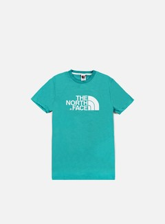 The North Face - Easy T-shirt, Teal Blue