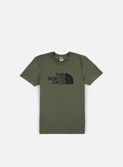 The North Face - Easy T-shirt, Thyme