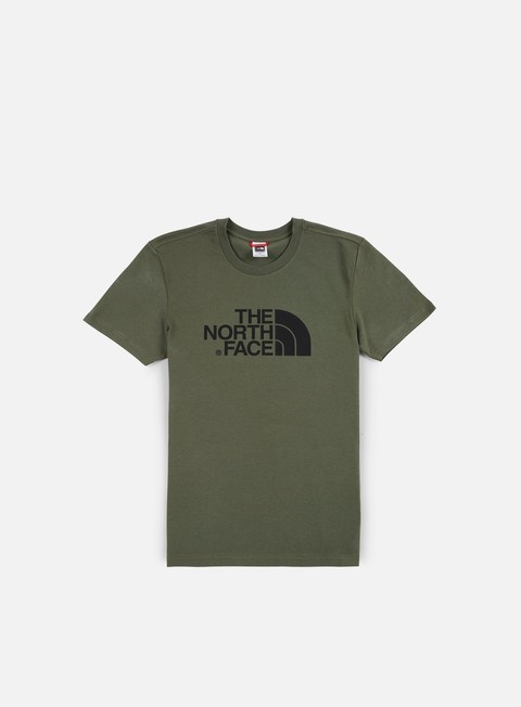 Short Sleeve T-shirts The North Face Easy T-shirt
